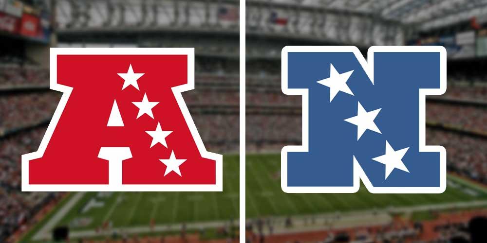Oddsmakers Favor AFC Over NFC To Win Super Bowl 54