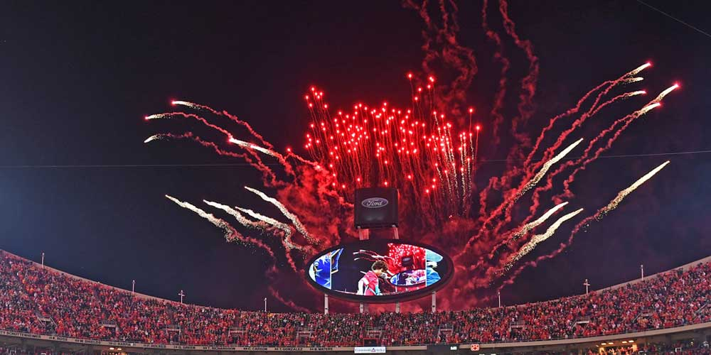 Kansas City Chiefs Fireworks Debacle