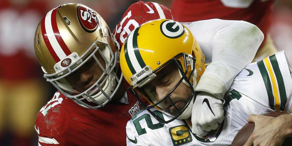 San Francisco 49ers vs. Green Bay Packers - NFC Championship Game