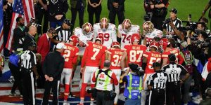 Super Bowl Coin Toss