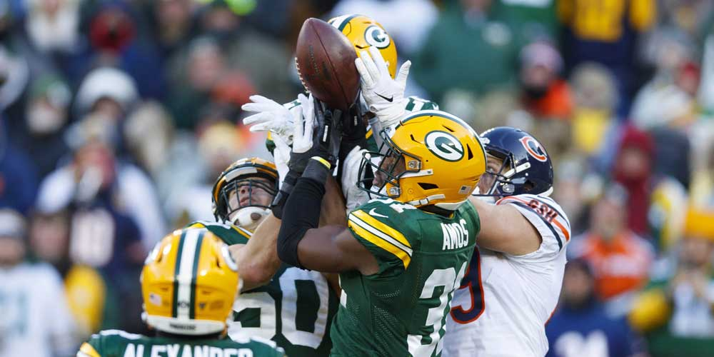Bears vs. Packers