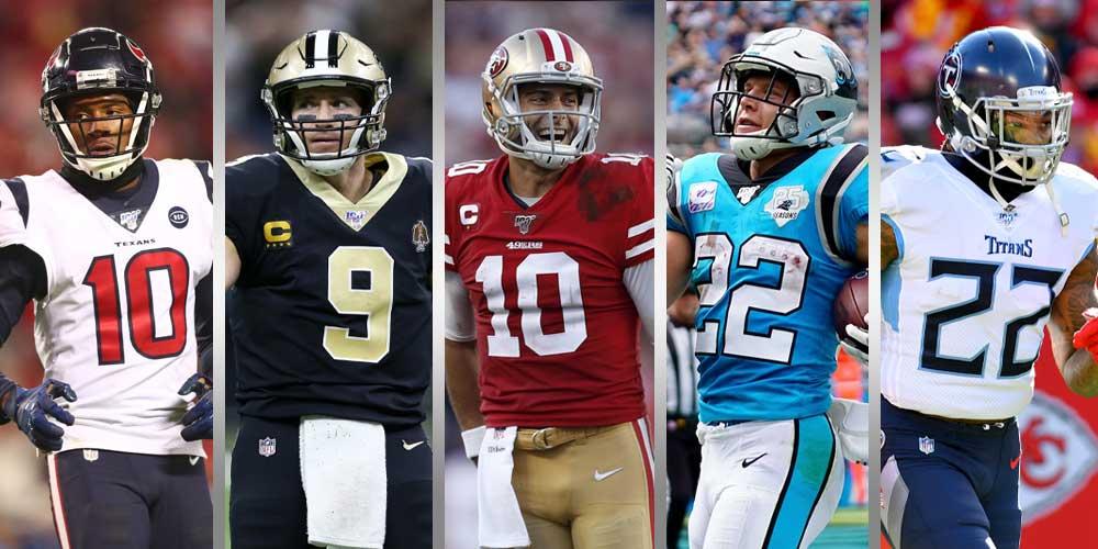 2020 NFL MVP Contenders