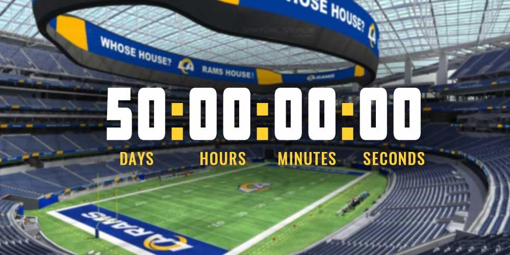 50 Days Untill NFL
