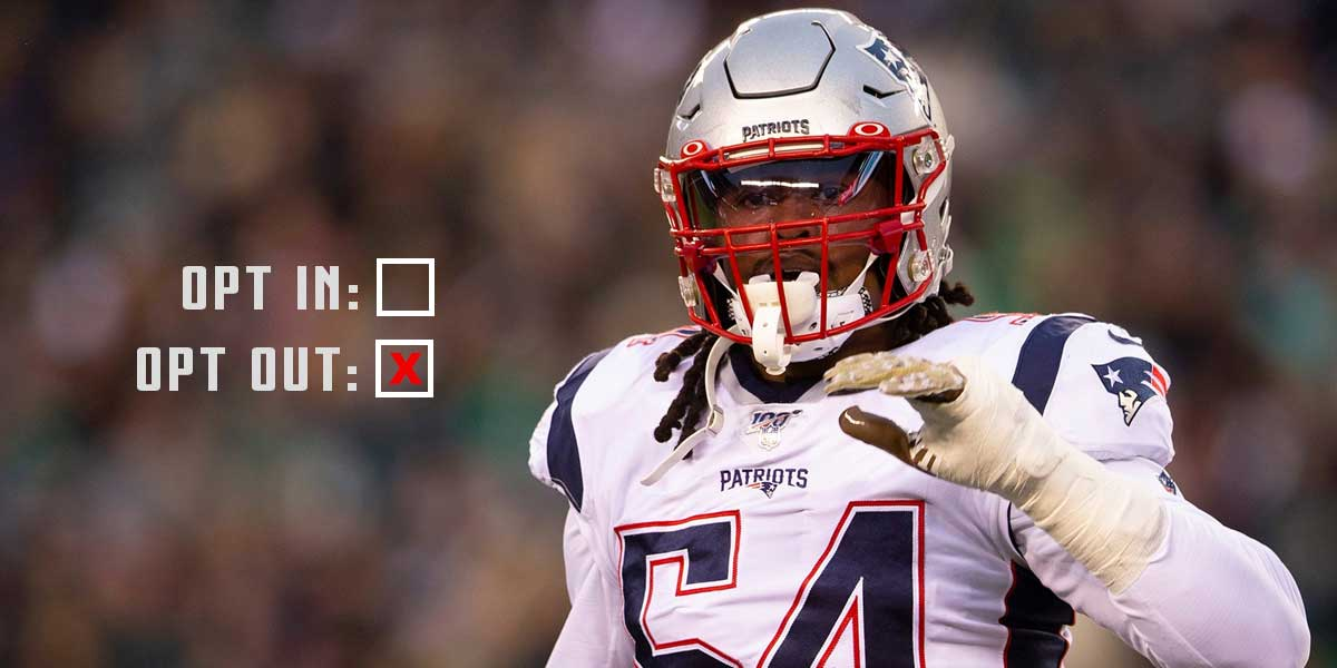 Dont'a Hightower - Opt Out