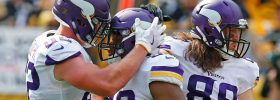 Vikings Heavily Favored To Win Division Over Packers