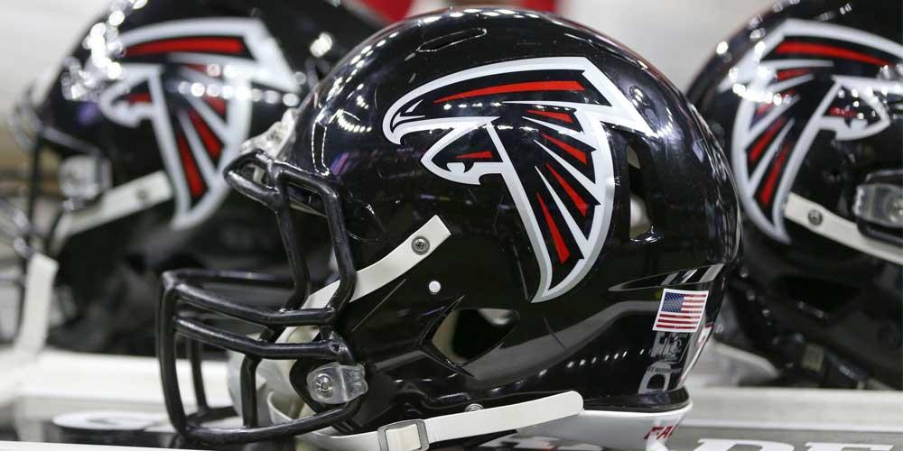 Atlanta Falcons Helmets
