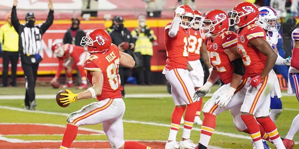 Chiefs Touchdown!