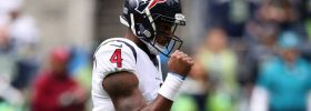 NFL Betting Odds Favor Deshaun Watson To Stay In Houston
