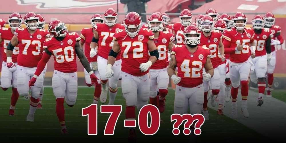 Can A Team Go 17-0?