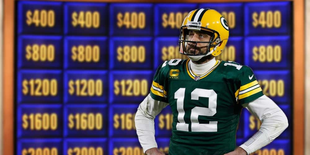 Aaron Rodgers - Jeopardy