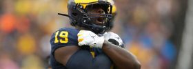 Kwity Paye Favored To Be First D-Lineman Taken In 2021 NFL Draft