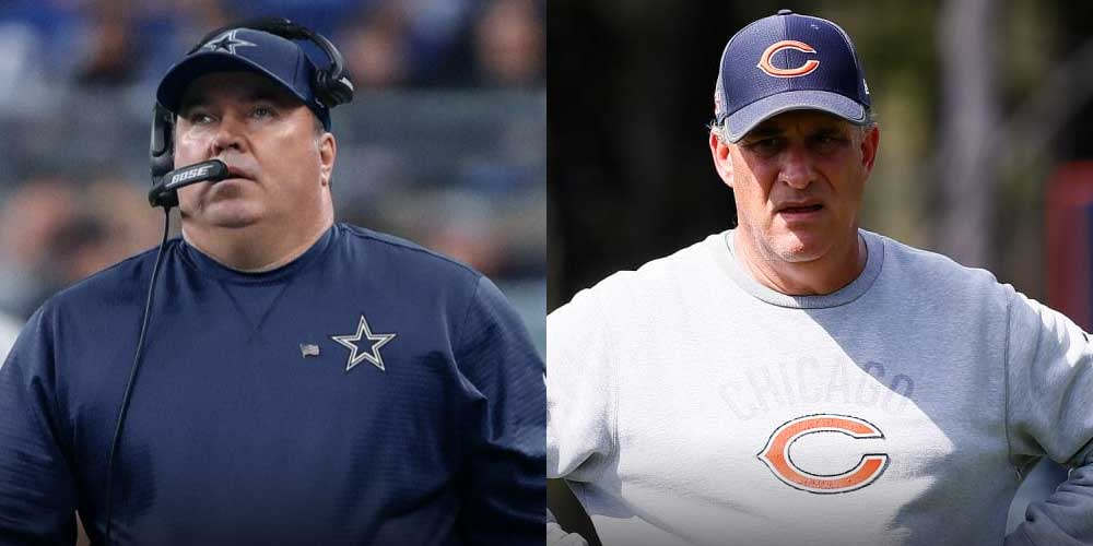 Mike McCarthy - Vic Fangio