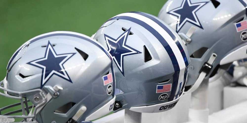 Dallas Cowboys Helmets
