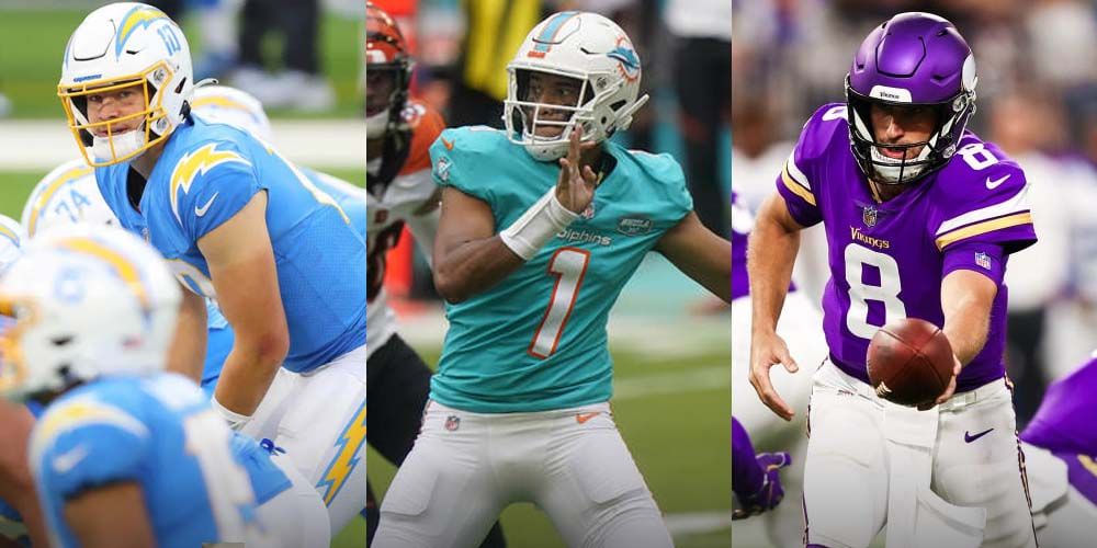 Chargers/Dolphins/Vikings