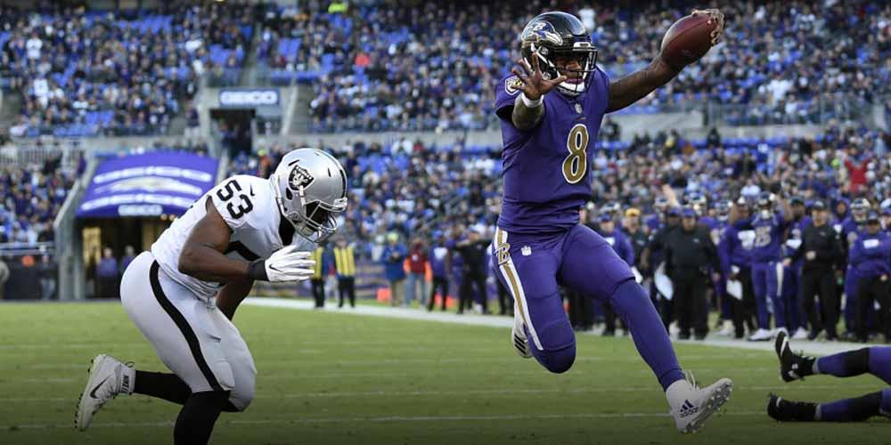 Raiders - Ravens