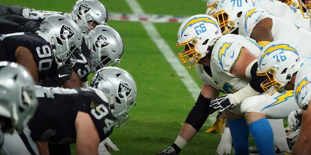 Raiders - Chargers