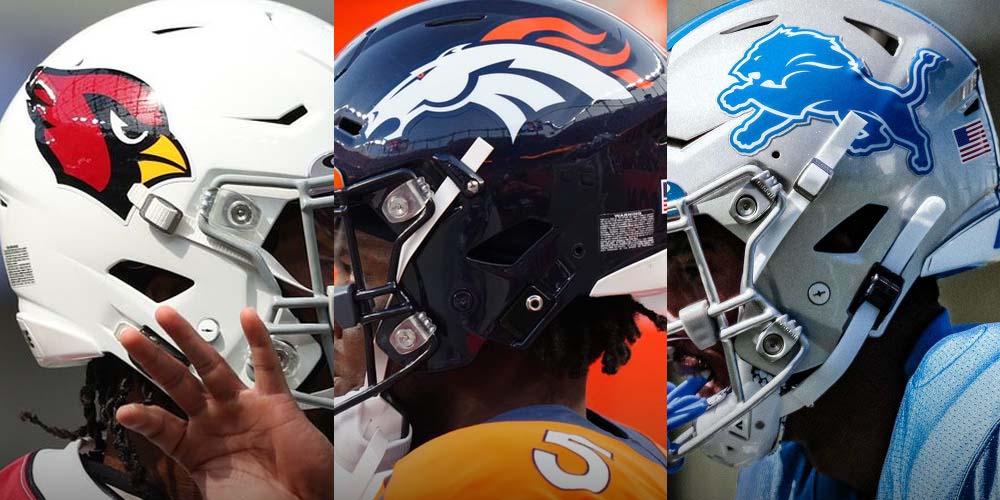 Cardinals - Broncos - Lions