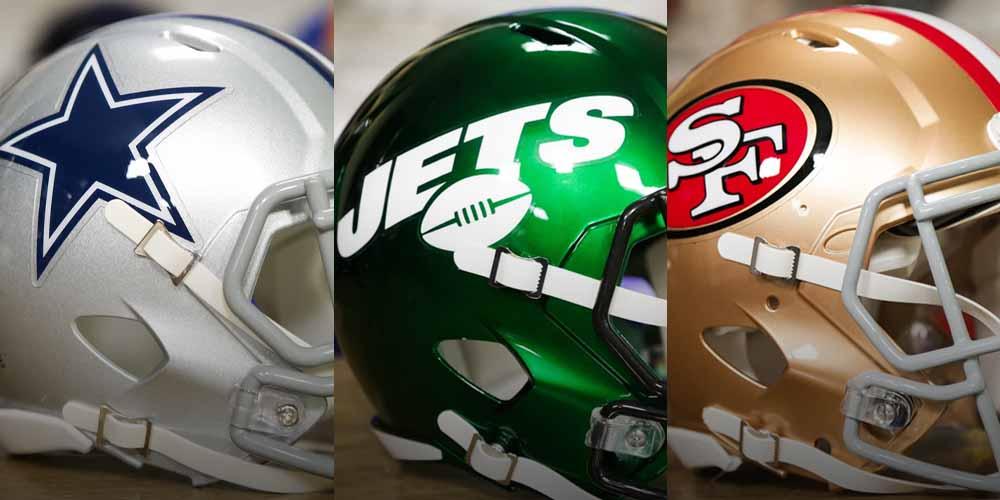 Cowboys/Jets/49ers